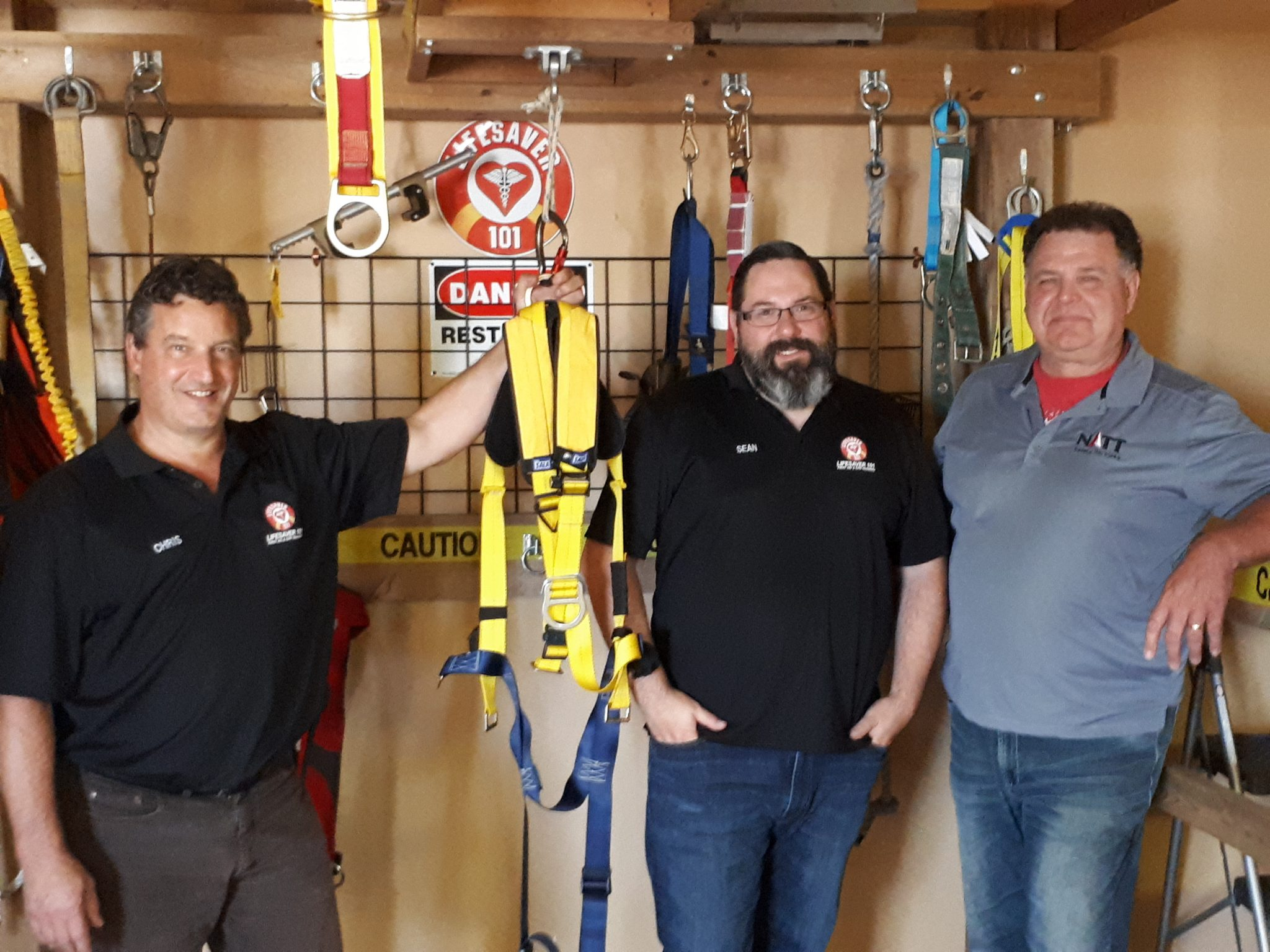 working at heights training expanded to southern ontario