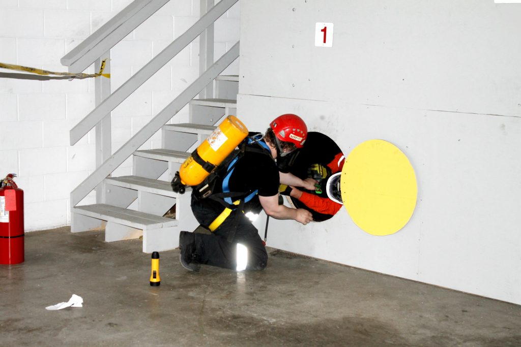 confined space training sudbury