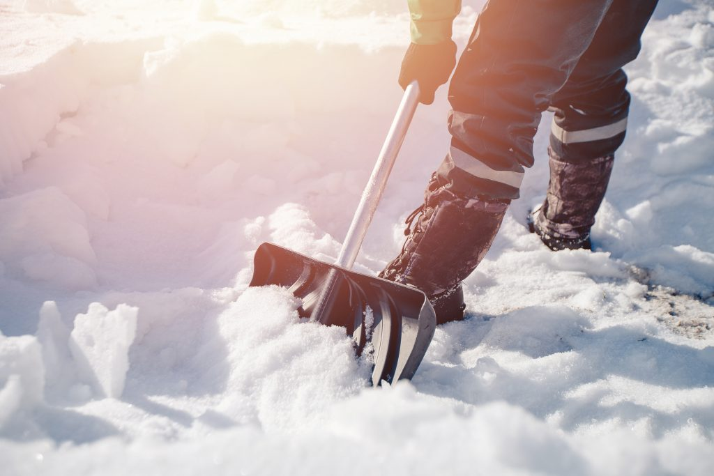 tips for working in the cold