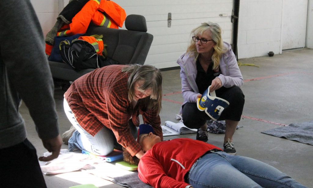 first aid training sudbury