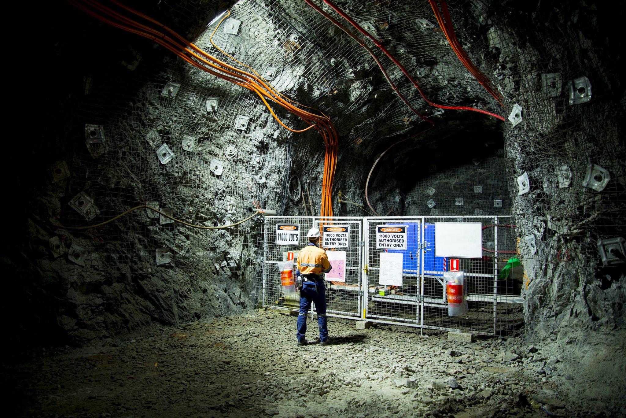 ground control mine blasting workshop