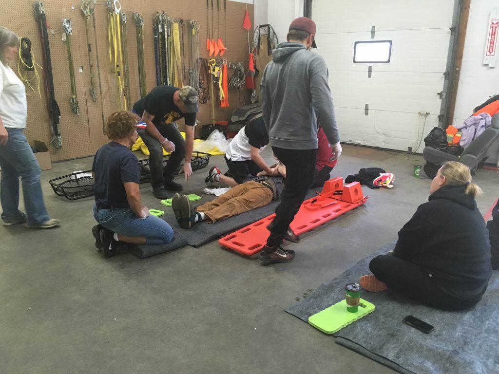 first aid training sudbury
